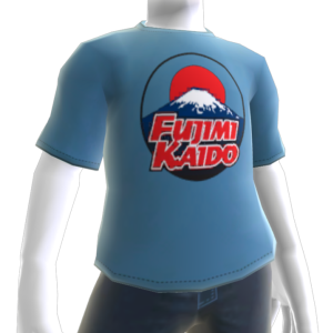 Camiseta de Fujimi Kaido