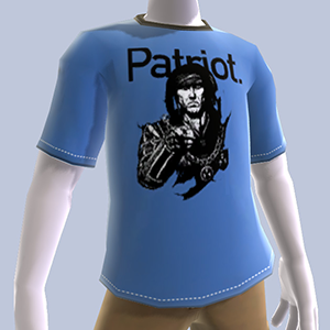 Camiseta Patriot - The Witcher 2