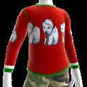 Christmas Ugly Sweater Bear