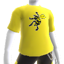 Gelbes NinjaBee-T-Shirt