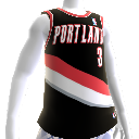 Portland Trail Blazers NBA2K12 Jersey