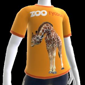 """""""Zoo Tycoon""""-Giraffen-T-Shirt"""