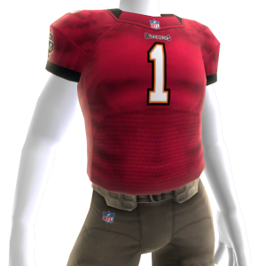 Tampa Bay Game Jersey