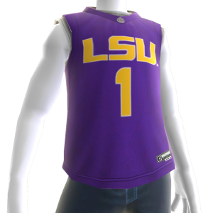 LSU Basketball Jersey