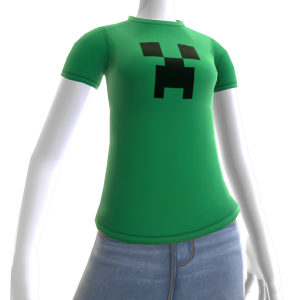 Minecraft T-shirt Creeper