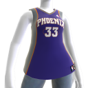 Phoenix Suns NBA2K11 Jersey 