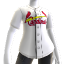 St. Louis Cardinals  MLB2K10-Trikot