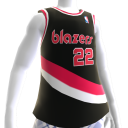 Blazers 90-91 Retro NBA 2K13 Jersey