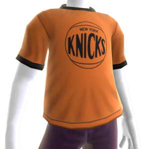Knicks Hardwood Classic Tee