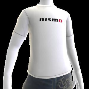 Nismo White T-Shirt