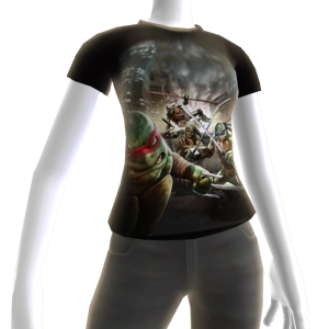 TMNT: OOTS-T-Shirt