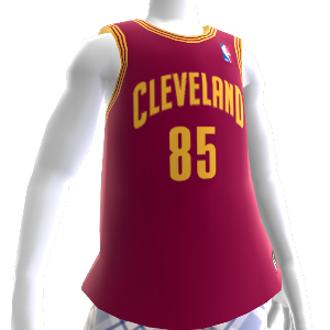 Camis. NBA2K12: Cleveland Cavaliers
