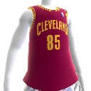 Cleveland Cavaliers NBA2K12-Trikot