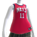 New Jersey Nets NBA2K10 Jersey