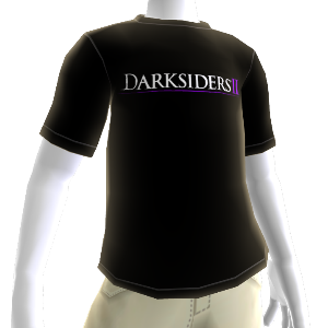 Darksiders II - Maglietta logo