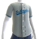 Los Angeles Dodgers  MLB2K11-Trikot