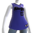 Sacramento Kings NBA2K10-Trikot