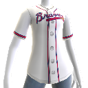 Jersey Atlanta Braves MLB2K11