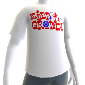 Element Keep Growing Tee
