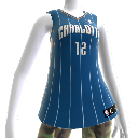 Maglia Charlotte Bobcats NBA2K12 