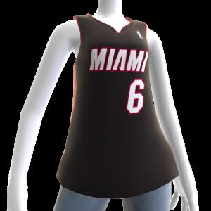 Miami Heat NBA 2K14 Jersey