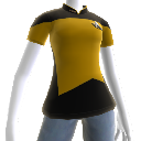 Starfleet operations officer T-shirt