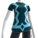 Black Bolt Costume Tee