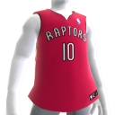 Camis. NBA2K11: Toronto Raptors 