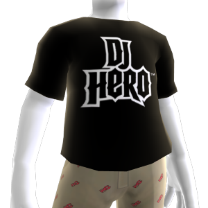 DJ Hero T-shirt For Him