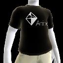 T-shirt com logótipo Animus
