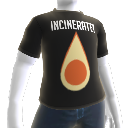 T-shirt Don&#39;t Wait-Incinerate!