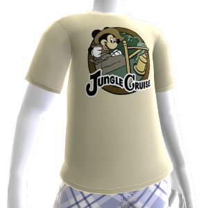 """Jungle Cruise""-Shirt"