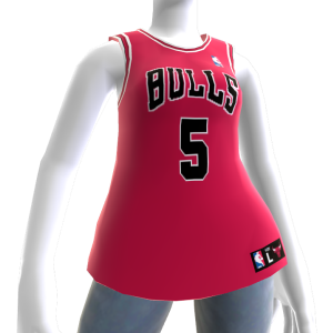 Maillot NBA2K11 Chicago Bulls