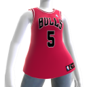 Camis. NBA2K11: Chicago Bulls 