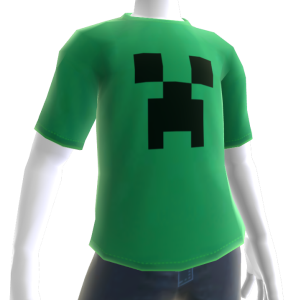 Minecraft Creeper T-Shirt