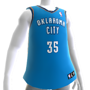 Camis. NBA 2K13 Oklahoma City Thunder