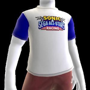 T-shirt Racing