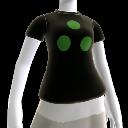 Green NVG Dots Tee