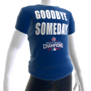 Cubs Someday World Series Tee