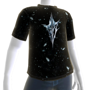 FINAL FANTASY XIII Black T-Shirt