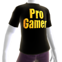 Black Gold Pro Gamer SS Shirt