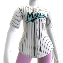Maillot MLB2K10 Florida Marlins