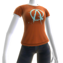 T-Shirt mit Kammer-Emblem