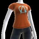 T-Shirt de l'emblème de l'Arche