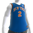 New York Knicks NBA2K10-Trikot