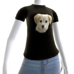Epic Puppy Golden Shirt