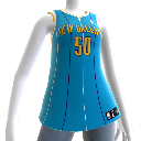 Maglia New Orleans Hornets NBA2K12