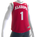 Alabama Basketball Jersey
