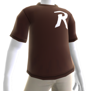 Robin Logo T-Shirt