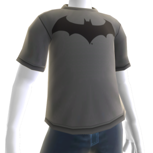 Camiseta logotipo de Batman